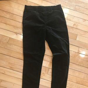 9c16decaa46a6a Uniqlo Pants | Heattech High Rise Velvet Leggings | Poshmark